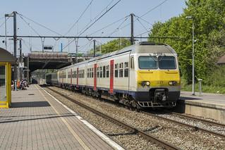 NMBS 331 Antwerpen-Zuid