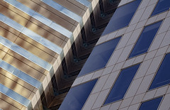 chevrons (jfre81) Tags: dallas texas tx downtown abstract geometry chevron shadow arrow downward abstraction form