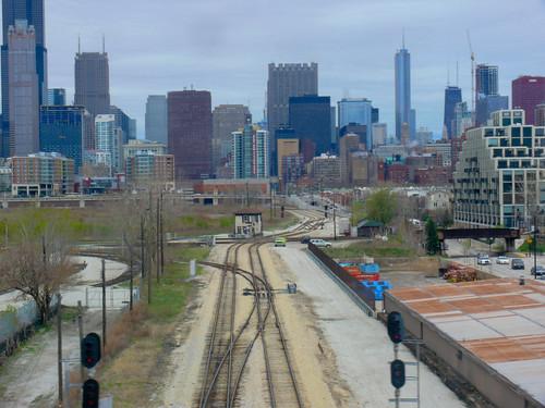 20090428 04 Clark Jct., Chicago