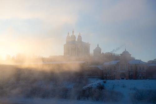 Winter in Smolensk ©  Andrey