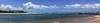 Arembepe (Thelma Gatuzzo) Tags: brasil bahia arembepe viagem thelmagatuzzo© travel 2018 seascape tropical atlanticocean barradoriojacuípe river coconut trees sky clouds panorama
