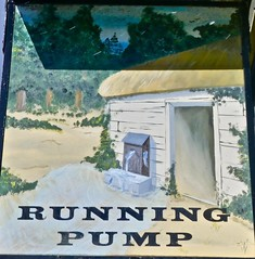 Running Pump - Catforth, Lancashire. (garstonian11) Tags: pubs pubsigns realale lancashire cartford gbg2018 camra