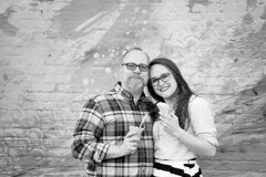 Rachel & Dave (12) (Brian Isemann) Tags: the creamery baltimore hampden fuji xt2 xt20 engagement