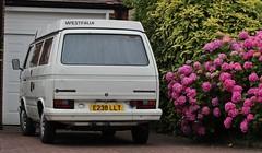 E238 LLT (Nivek.Old.Gold) Tags: 1988 volkswagen transporter westfalia camper 2095cc t3