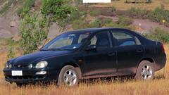 Kia Sephia II 1.8 GS 2000 (RL GNZLZ) Tags: kia sephiaii 18 gs 2000