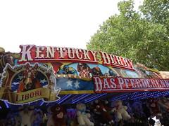 P7220160 (gmxluna) Tags: sommerlibori paderborn 2017 kirmes volksfest owl nrw deutschland germany musik express schneiderkrause riesenrad ferris wheel funfair kentucky derby autoscooter ostwestfalen hochstift