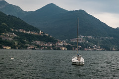 (Dominic Sagar) Tags: 2017 adriatic alps boat europe lake sailing bellano lombardia italy it