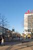 Duisburg - Innenstadt (46) (Pixelteufel) Tags: duisburg nordrheinwestfalen nrw architektur fassade gebäude innenstadt city stadtmitte stadtkern bank bankgebäude geldinstitut fusgängerzone