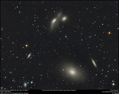 Eyes On The Chain (Terry Hancock www.downunderobservatory.com) Tags: qhy qhy163m sky space astronomy astrophotography astroimaging cosmos