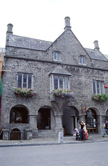 Rothe House (demeeschter) Tags: ireland kilkenny rothe house architecture medieval historical heritage building gardens