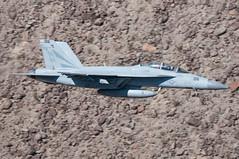 VFA-154 Super Hornet (SBGrad) Tags: 200500f56evr 2018 alr blackknights d300s deathvalleynationalpark f18f jeditransition nikkor nikon r2508 rainbowcanyon starwarscanyon superhornet vfa154 buno166982