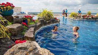 Sinah Warren Outdoor Pool