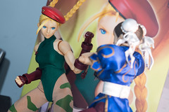 DSC_8610 (Quantum Stalker) Tags: medicom rah real action heroes 16 sixth scale cammy white ultra street fighter4 iv capcom articulated spiral arrow cannon spike hooligan combo super crossover