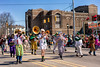 _DSC5662 Scottville Clown Band (Charles Bonham) Tags: baycitymi stpatricksdayparade spring people outfits clowns band clownband building architecture roadway sky sonya7rll sonyzeiss charlesbonhamphotography