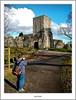 Aspiring Photographer at Mugdock (flatfoot471) Tags: 2006 castle february gavin mugdock normal people scotland stirlingshire unitedkingdom gbr