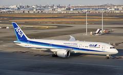 ボーイング787-9 Boeing787-9 (ELCAN KE-7A) Tags: 日本 japan 東京 tokyo 羽田 haneda 国際 空港 international airport 飛行機 航空機 airplane airline 国際線 ターミナル terminal 全日空 全日本空輸 ana all nippon airways nh ボーイング boeing 787 b787 ペンタックス pentax k3ⅱ 2017