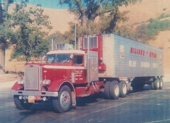 Peterbilt: Miller's (PAcarhauler) Tags: pete peterbilt semi truck tractor trailer