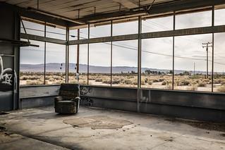 Office Space, Yermo, California
