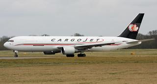 Cargojet Airways B767-300ER (BDSF)