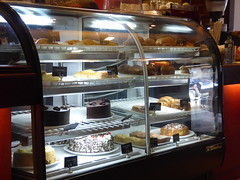 Shall I opt for a cake? (prondis_in_kenya) Tags: kenya nairobi shortrains javahouse restaurant cafe cake counter