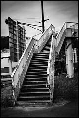 Tsukiji, Miyako-shi, Iwate-ken (GioMagPhotographer) Tags: stairs miyakoshi building tohoku chūōku tōkyōto eastofthesun iwateken tsukiji japanproject japan leicam9 ch chku tokyo tkyto chūō