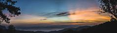 love this morning (Flutechill) Tags: nature mountain sunset landscape scenics sky dawn sunrisedawn dusk outdoors hill morning silhouette beautyinnature cloudsky mountainpeak mountainrange sun sunlight cloudscape