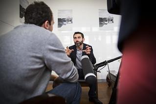 Interview de Kaveh Bakhtiari, réalisateur de l'Escale