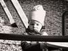 mates_bw_playgroung (ladic_1) Tags: panasonic dmcfz50 czech child playground bw black white photo