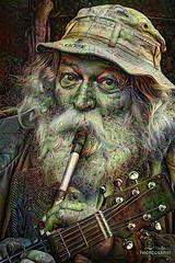 Old Man (cirooduber) Tags: visualart awardtree trollieexcellence digitalarttaiwan oldman