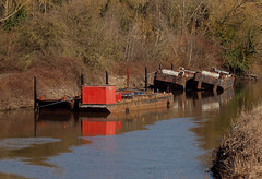 2018_03_0595 (petermit2) Tags: riverdon canal sprotbrough doncaster southyorkshire yorkshire