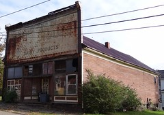 Belmont Market House Belmont, OH2 (Seth Gaines) Tags: ohio belmont abandoned