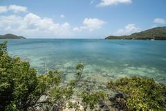 Providencia - Calm bay (louislammertyn) Tags: lima peru beach caribbean colombia eiland island palmtree providencia sanandres sun