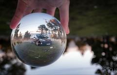 REFLEJO 407 (ROGE gonzalez ALIAGA) Tags: reflejo boladecristal cristal