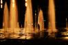 crossing (RegiCardoso) Tags: reginaldocardoso artecontemporânea travessia crosssing noturna noturno night water waterscape wasser acqua pessoa fonteluminosa fonte água street rua gente