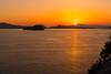 大久野島の夕景 04 (tomomega) Tags: 大久野島 広島県 夕景 夕日 sunset