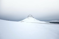 Iceland in Winter (BrendanBannister) Tags: iceland summer winter snow skogafoss detifoss southern ring road waterfalls black sand beach drone galcier