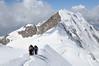 Lyskamm (Paulo Etxeberria) Tags: ludwigshöhe lyskamm alpeak alpes alps monterosa sokataldea cordada ropedparty cordée mendizaleak montañeros mountaineers alpinistes mendia montaña mountain montagne