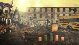 MadPea Forgotten Playground