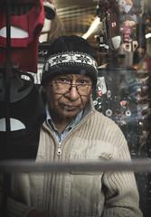 Deep stare (Frédéric T. Leblanc) Tags: street streetphotography moment montreal montréal mtl quebec canada capture create people cinema cinematic face candid urban canon 5d mk3 mark3 mkiii markiii