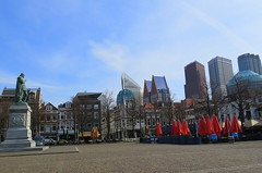 Willem van Oranje (willi.kampf) Tags: willemi denhaag willemvanoranje rijksmonument plein standbeeld oldandnewdenhaag