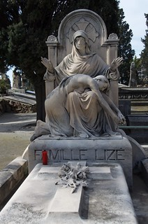 Panteó Germans Lizé, Cementiri de Montjuïc, Barcelona.