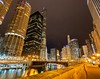 Chicago River Walk . . . (Dr. Farnsworth) Tags: river riverwalk chicagoriverwalk night timeexposure trump lakemichigan chicago il illinois spring april2018