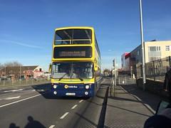 Dublin Bus AX528 (06-D-30528) (Dublin Bus DT Class Fan.) Tags: alx400 volvo b7tl mkii 73l ax ax528 donnybrook garage 06d30528