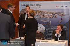 LNG Congress 2016 (BGS group) Tags: red lng congress liquefied natural gas bgs bgsgroup