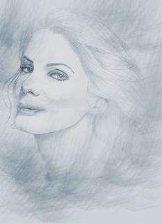 Sandra Bullock portrait1