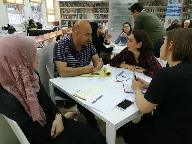 PATHWAYS - Teacher Workshop - March 14th 2018 - 04 group work session