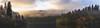 Loch Ard (Northaway Photography) Tags: scotland lochard panorama fog mist lake