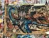 global warning (JudyGr) Tags: london graffiti street art img7282 environment global warming activism jonesy