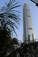 International Commerce Centre (Terry Hassan) Tags: hongkong skyscraper building architecture modern icc tower internationalcommercecentre hotel victoriaharbour 環球貿易廣場