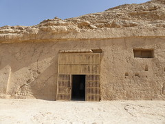 Tomb of Penthu, Amarna (Aidan McRae Thomson) Tags: amarna tomb egypt ancient egyptian